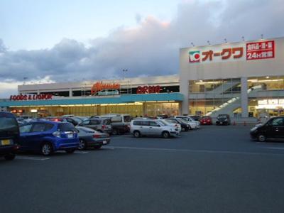 オークワ和歌山中之島店まで518m