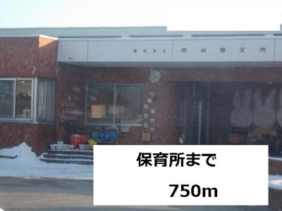 坪川保育所まで750m
