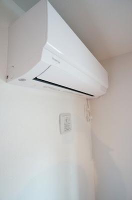 LDKにエアコンあり ※退去前の為、新築時の写真を使用しております。