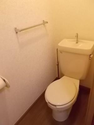 【トイレ】サンロイヤル大橋