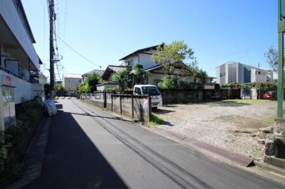 【外観】練馬区高松4丁目 土地 都営大江戸線 光が丘