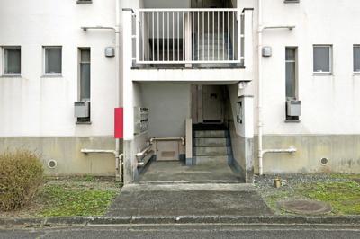 【エントランス】ビレッジハウス小川2号棟