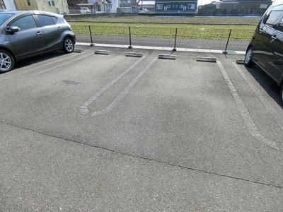 【駐車場】デジュネさくらA