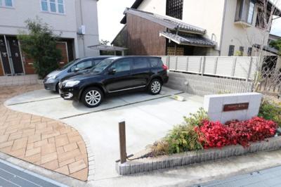 【駐車場】メゾン舞子台