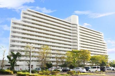 【外観】ビレッジハウス成田吾妻タワー1号棟