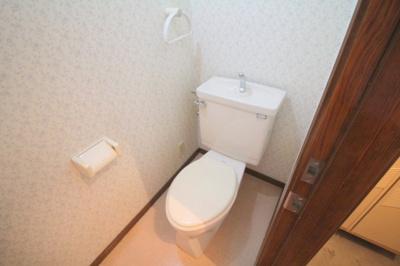 【トイレ】フェローハイツ