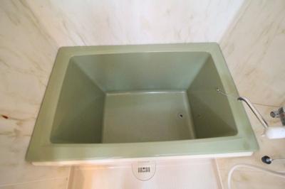 【浴室】フェローハイツ
