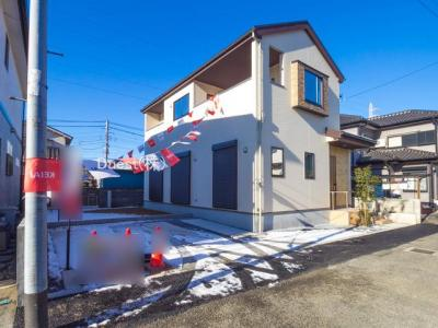 【区画図】野田市桜台2期 新築戸建