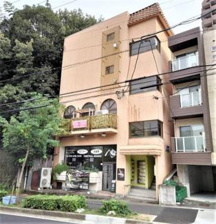 【外観】名古屋市天白区八事山店舗付マンション