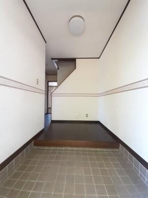 【玄関】テラスコート野口