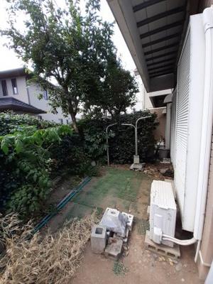 【庭】テラスコート野口