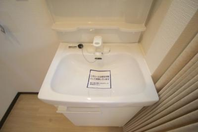 【独立洗面台】リバーハイツ