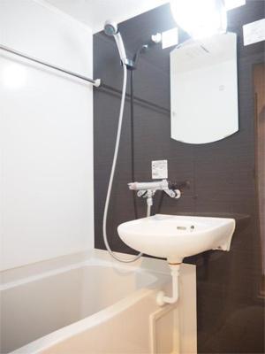 【浴室】ルーブル西馬込参番館
