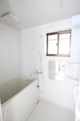 【浴室】細貝ハイツ