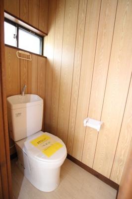 【トイレ】細貝ハイツ
