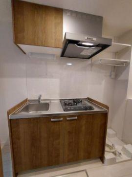 【キッチン】Riz Maison