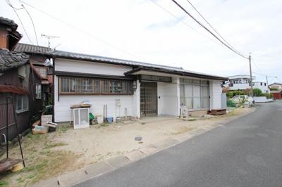 【外観】柳川市横山町 3DK戸建(オーナーチェンジ)
