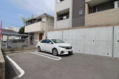 【駐車場】グレイスヒル垂水