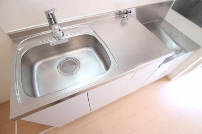 【キッチン】グレイスヒル垂水