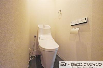 【トイレ】アーバンヒルズ神戸中央