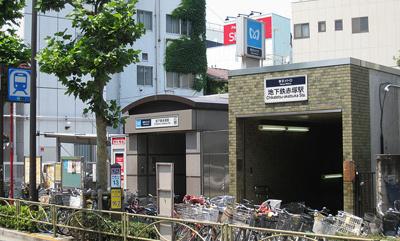シーネクス赤塚駅前