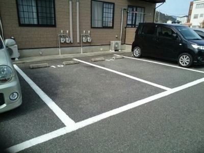 【駐車場】ジェントリーⅢ