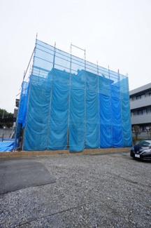 【外観】中央区本町西新築戸建て