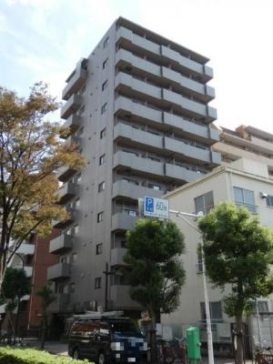 JR京浜東北線「蒲田」駅より徒歩5分の分譲賃貸マンションです。