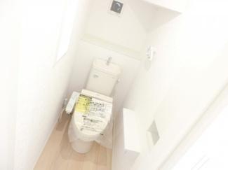 トイレ 施工例です。