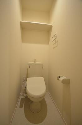 【トイレ】ヘーベルメゾン庚午北