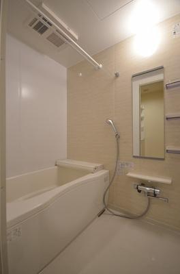 【浴室】ヘーベルメゾン庚午北