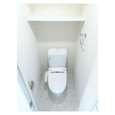 【トイレ】ガラ・ステージ西巣鴨Ⅱ