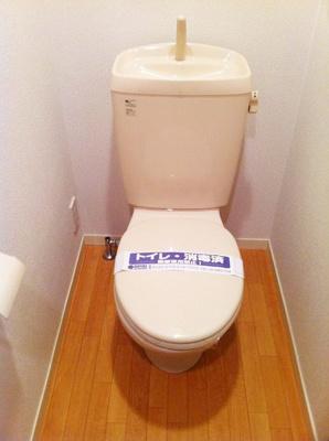【トイレ】ウッドベル三軒茶屋