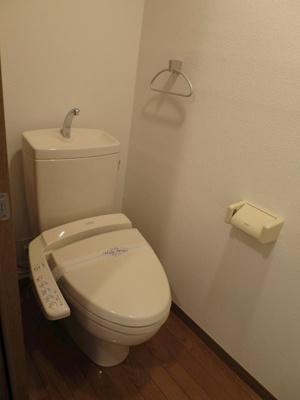 【トイレ】ペリグリンアパートメント