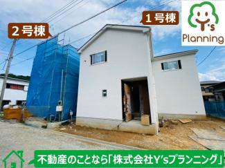 【外観】沼津市下香貫21-1期 新築戸建 全2棟 (2号棟)