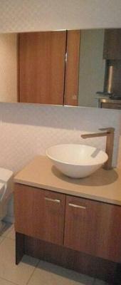 【独立洗面台】フィース水天宮前