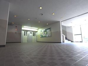 【ロビー】シャルマンコーポ博多