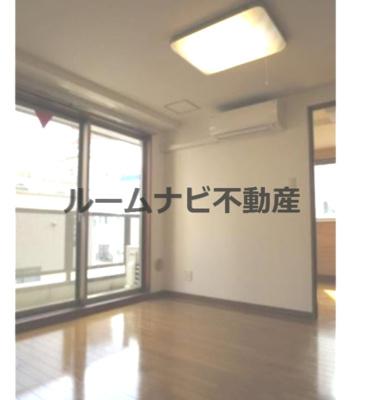 【居間・リビング】ペリグリンアパートメント