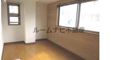 【寝室】ペリグリンアパートメント