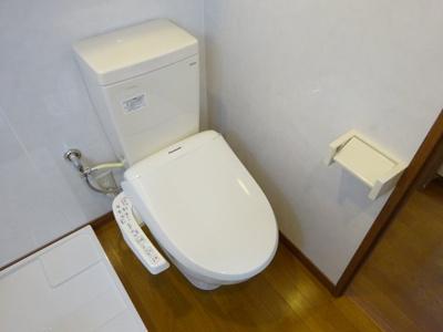 【トイレ】井口マンション