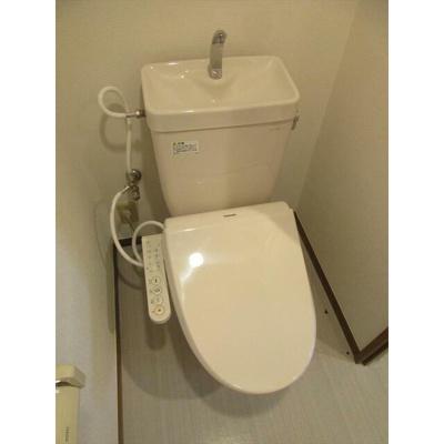 【トイレ】カーサエンゼル千早町