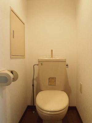 【トイレ】ルーブル西五反田