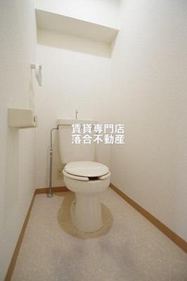 【トイレ】カーサ・グランメール