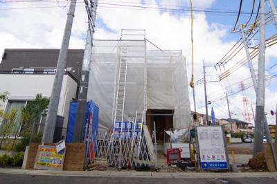【外観】リーブルガーデン 越谷市大泊 新築戸建て