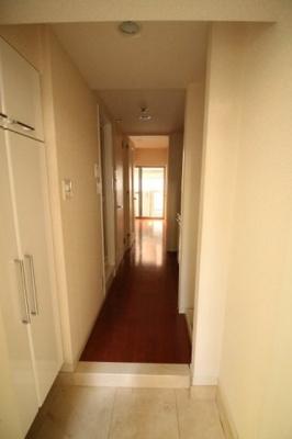 【玄関】ラグジュアリーアパートメント・デュオ神楽坂
