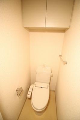 【トイレ】ラグジュアリーアパートメント・デュオ神楽坂