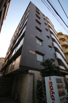 【外観】ラグジュアリーアパートメント・デュオ神楽坂