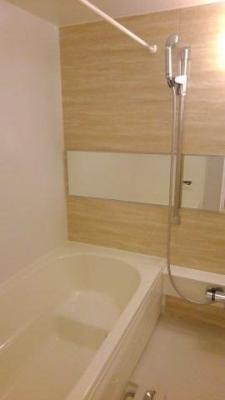【浴室】イソヤマ・ファミリア