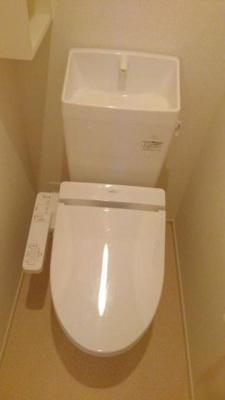 【トイレ】イソヤマ・ファミリア