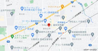 【地図】ロイヤルヒル (株)Roots